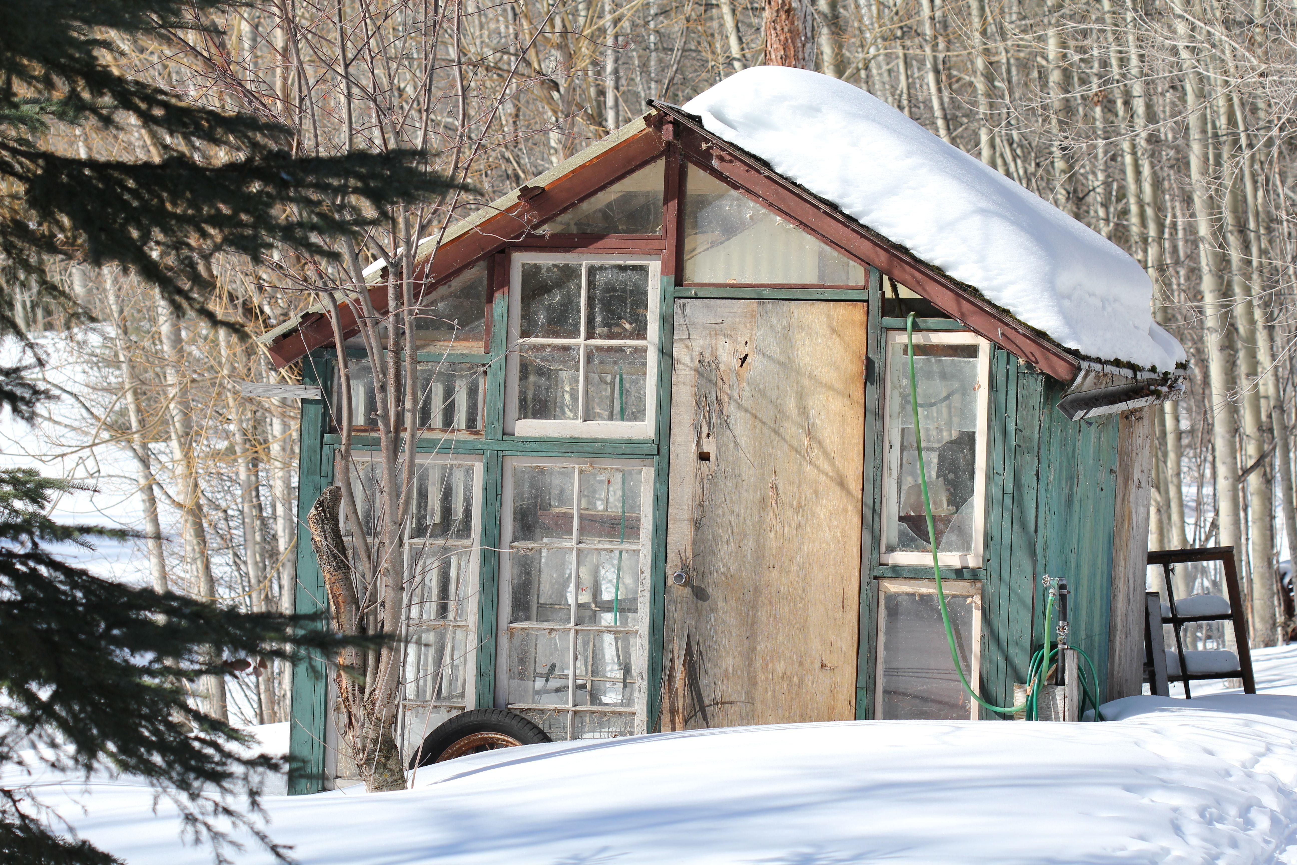 greenhouse cabinorganic