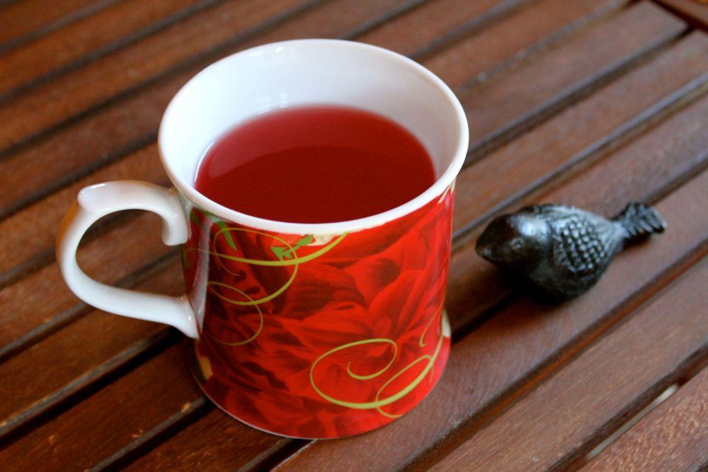 highbush cranberry (Viburnum edule)   (4/4)