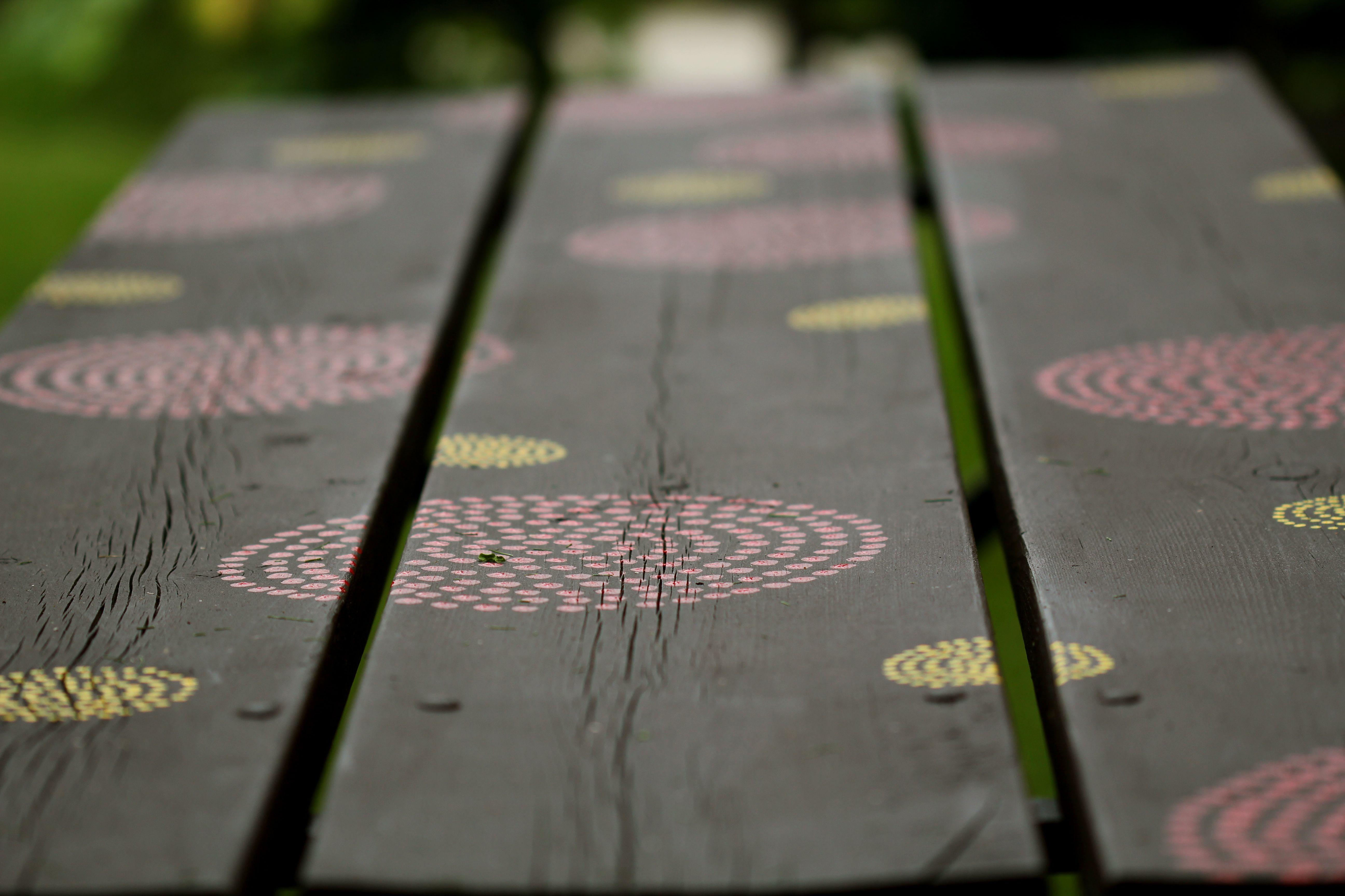 Refinishing A Picnic Table Cabinorganic