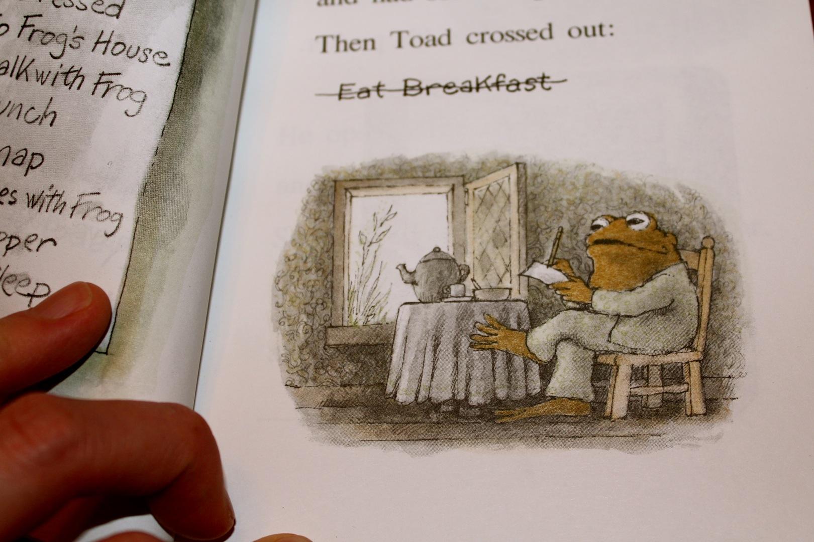 frog u0026 toad honoring my mentors cabinorganic