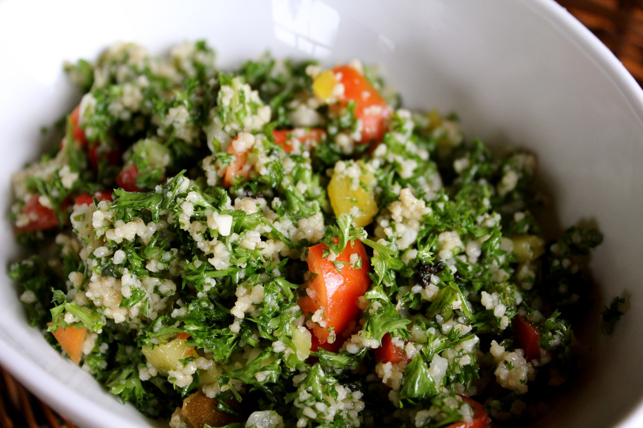 Buckwheat Tabbouleh Recipe — Dishmaps