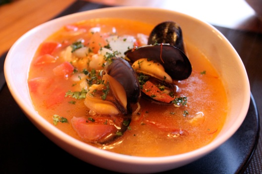Mediteranean Fish Soup1