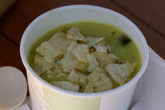 Pickle soup