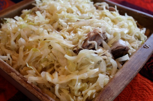pork & sauerkraut