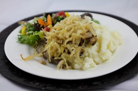 pork & saurkraut